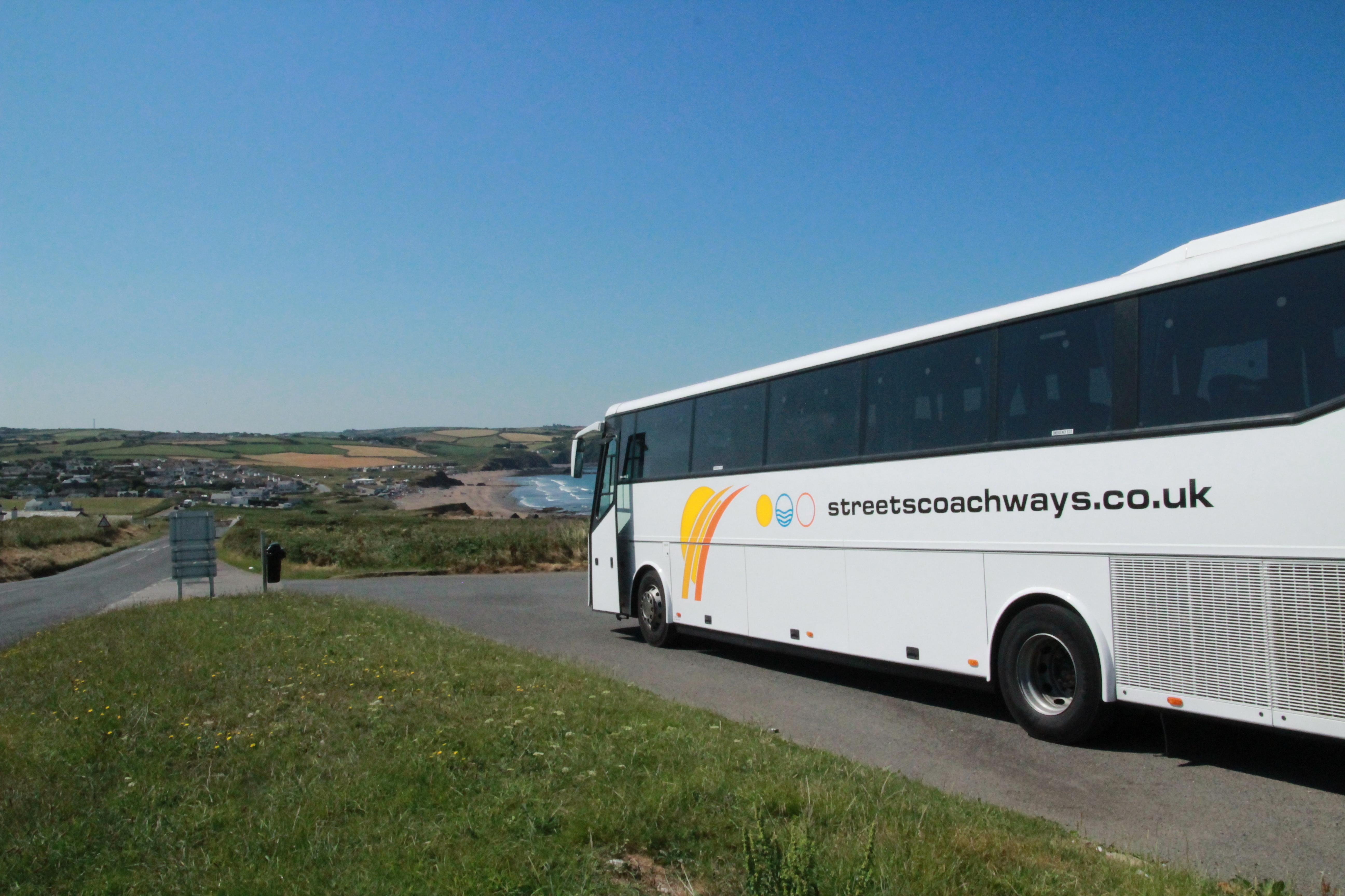 Widemouth Bay Coach Trip