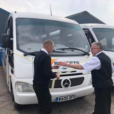 Wedding Coach Hire Guest Transport