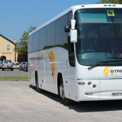Coach Tour Holiday, Brecon Wales South West England