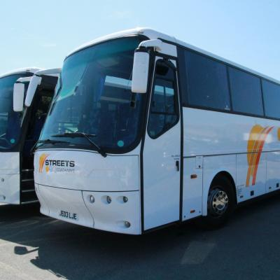Coach Hire Fleet transport South West England Luxury Executive