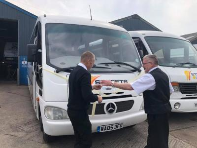 Wedding Transport guest travel
